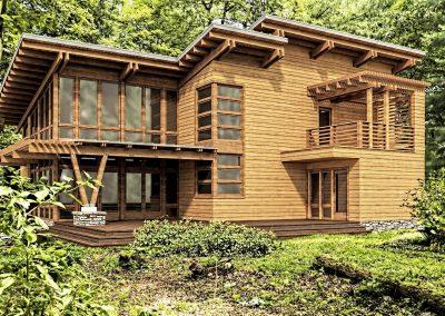Pennsylvania Cabin