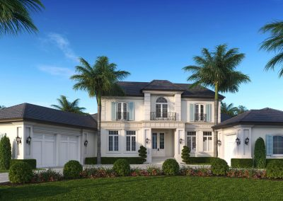Contemporary French Estate