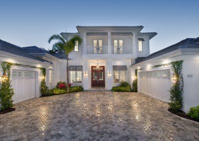 Eclectic Coastal Estate Home
