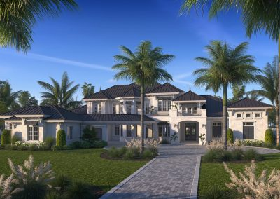 Contemporary Estate Home