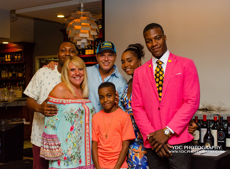 """JMDG Architecture Naples at The """"Bahamas Strong"""" Event"""