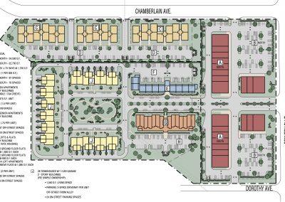 Urban Site Redevelopment