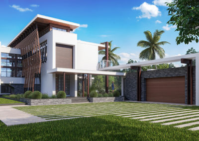 Naples Sustainable House