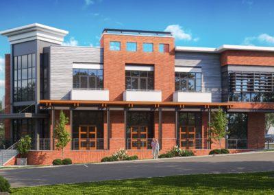 Mixed-Use Building – North Carolina
