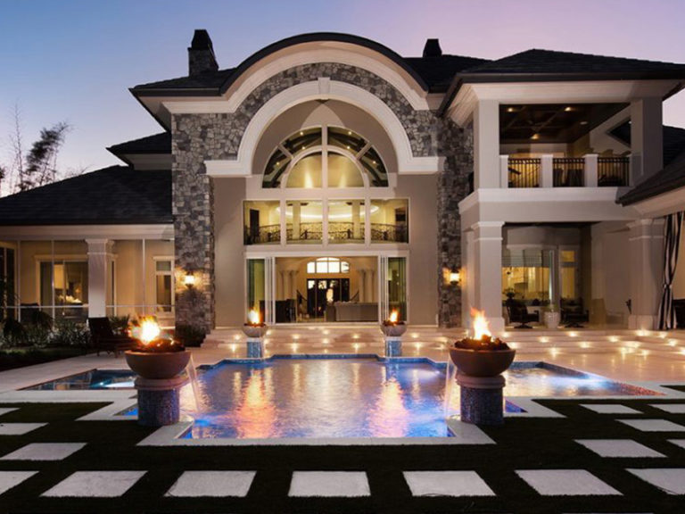 JMDG Architecture Naples – A SWFL Eclectic Transitional Residence