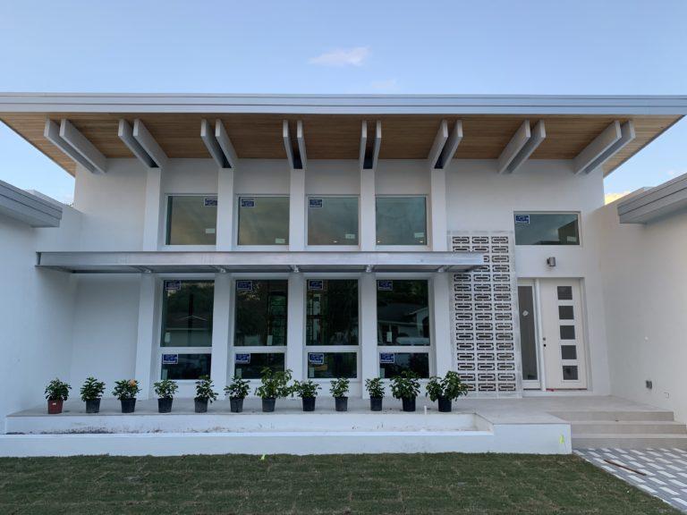JMDG Architecture Naples – Mid Century Modern Residence – Work In Progress