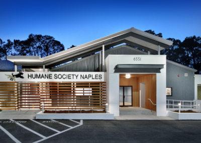 Humane Society Naples Kennel