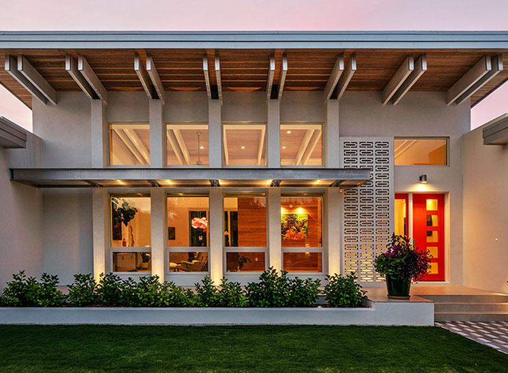 JMDG Architecture – Mid-centurey modern residence