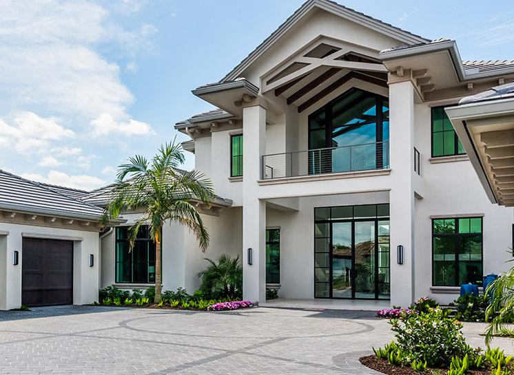 JMDG Architecture – Miromar Lakes Residence