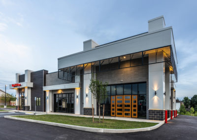 Retail / Restaurant Building